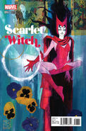 Scarlet Witch Vol 2 7 Classic Variant