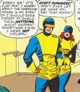Scott Summers (Earth-616) from X-Men Vol 1 3 0001