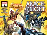 Secret Warps: Arachknight Annual Vol 1 1