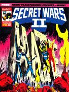 Secret Wars II (UK) Vol 1 38