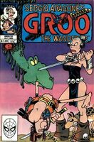 Sergio Aragonés Groo the Wanderer Vol 1 53