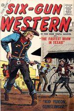 Six-Gun Western Vol 1