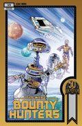 Star Wars Bounty Hunters Vol 1 15 Lucasfilm 50th Anniversary Variant