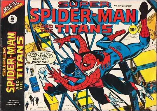 Super Spider-Man and the Titans Vol 1 221