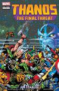 Thanos The Final Threat Vol 1 1