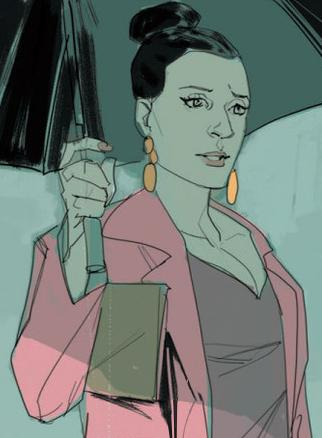 Tori Raven (Earth-616)