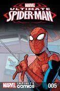 Ultimate Spider-Man Infinite Comic Vol 2 5