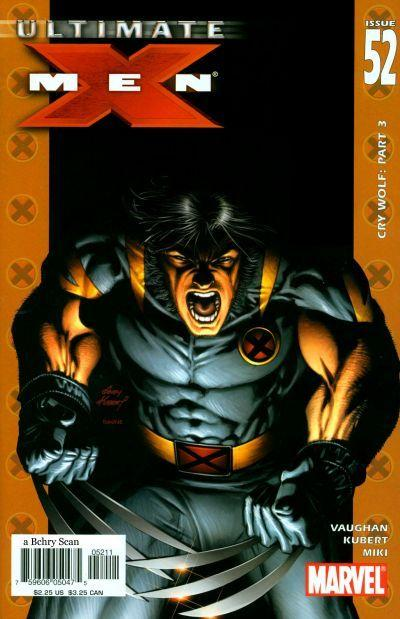 Ultimate X-Men Vol 1 52