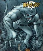 Wendigo (Project: Achilles) (Earth-616)