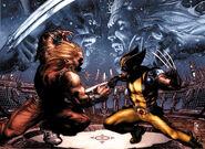 Wolverine Vol 3 50 Wraparound Textless
