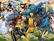 X-Men (Earth-616) from Wolverine and the X-Men Vol 1 23
