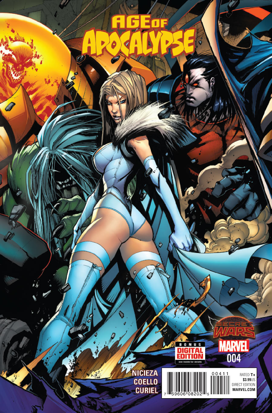 Age of Apocalypse Vol 2 4