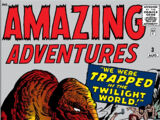 Amazing Adventures Vol 1 3
