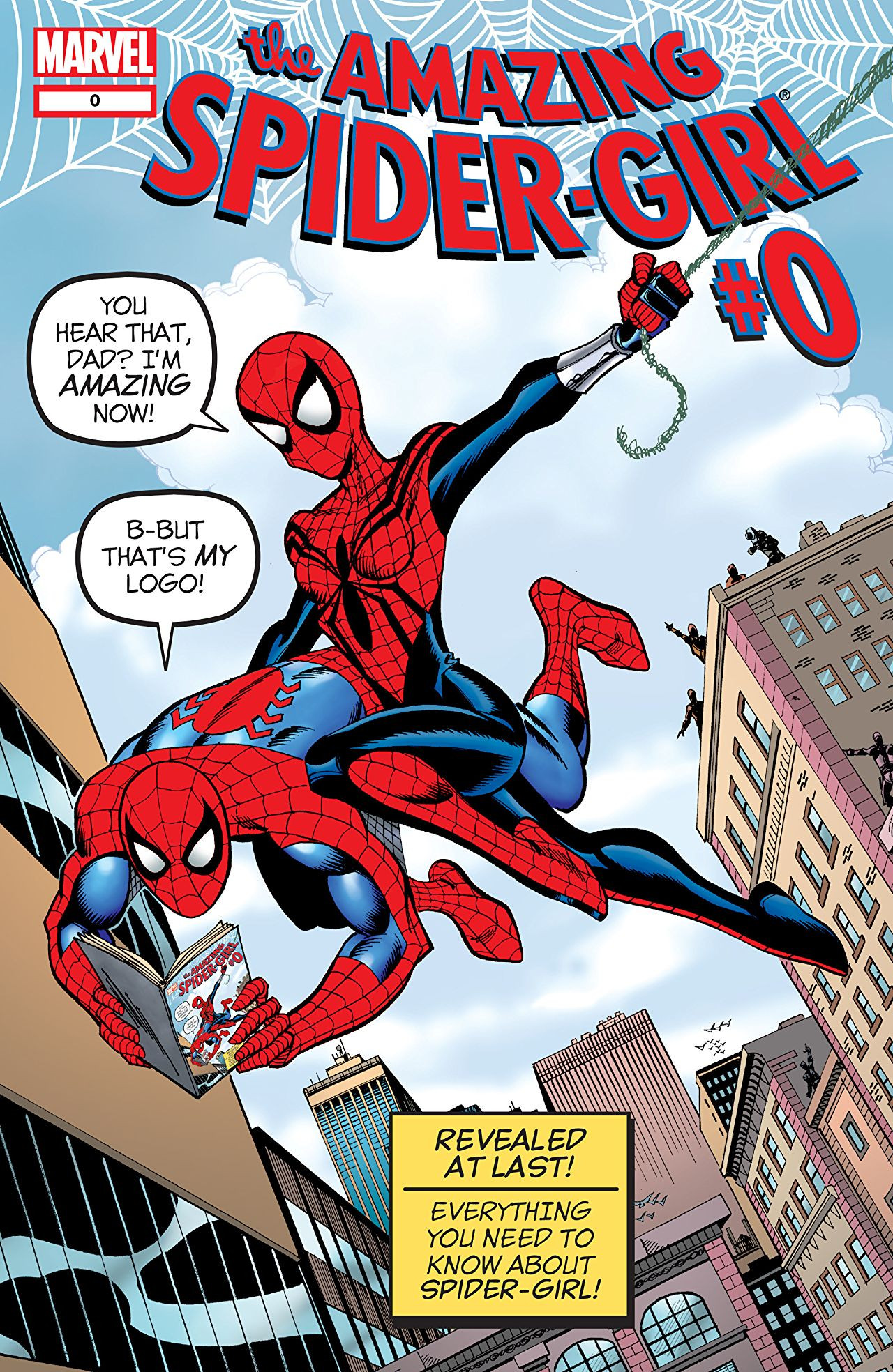 Amazing Spider-Girl Vol 1