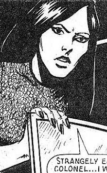 Annie Wong (Earth-616)