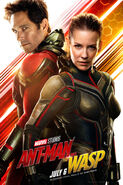 Ant-Man and the Wasp (film) poster 003