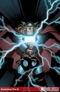 Astonishing Thor Vol 1 2 Textless