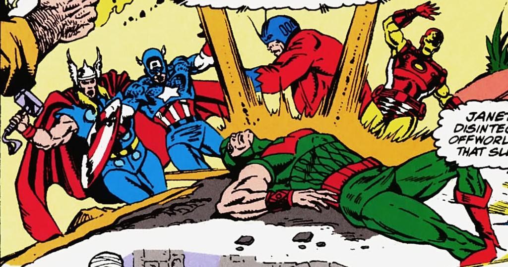 Avengers (Earth-9092)