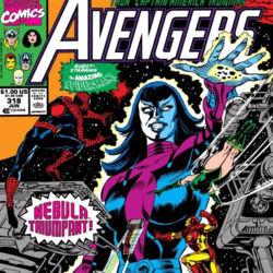 Avengers Vol 1 318