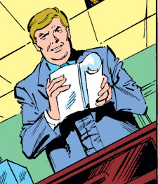 Barry Foxxe (Earth-616)