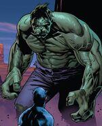 Bruce Banner (Earth-616) from Avengers vs. X-Men Vol 1 11 001