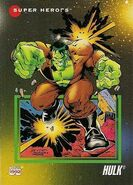 Bruce Banner (Earth-616) from Marvel Universe Cards Series III 0001