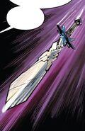 Cerebro Sword from X-Force Vol 6 2 002
