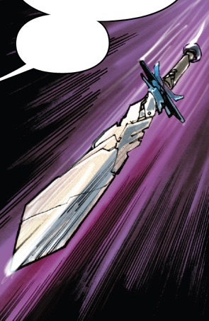 Cerebro Sword