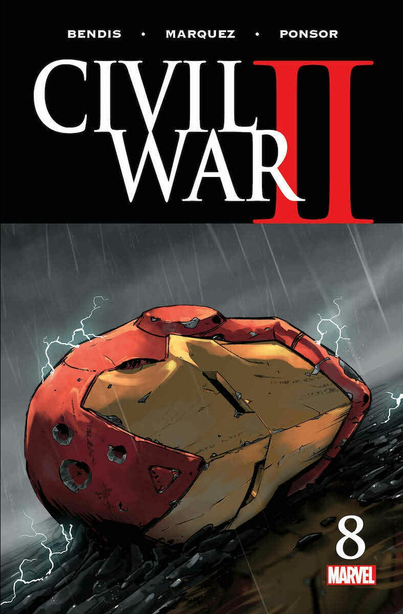 Civil War II Vol 1 8