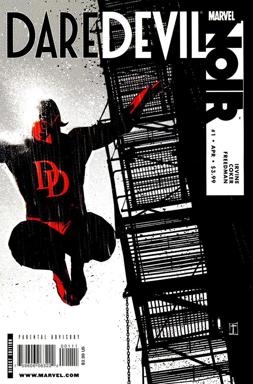 Daredevil Noir Vol 1 1