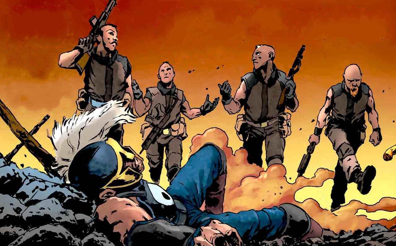 Team Shade (Earth-616)