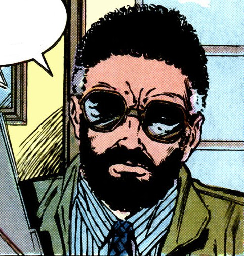 David Thompson (Earth-616)