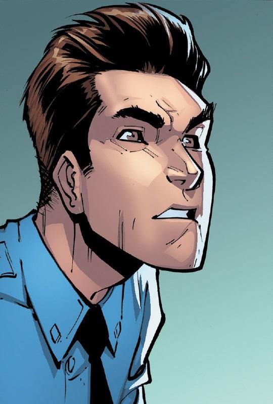 Deputy Sims (Earth-616)