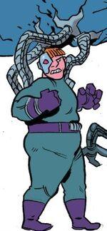 Doctor Cyberock (Earth-616)