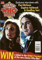 Doctor Who Magazine Vol 1 238