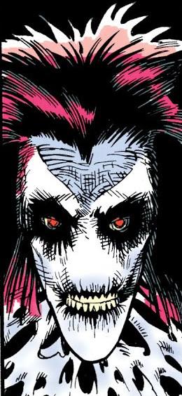 Dusk (Demon) (Earth-616)