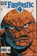 Fantastic Four Unplugged Vol 1 1