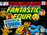 Fantastic Four Vol 1 211