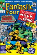 Fantastic Four Vol 1 25