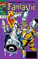 Fantastic Four Vol 1 343