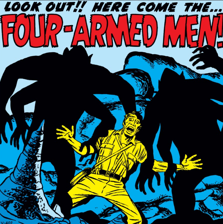 Four-Armed Men from Tales to Astonish Vol 1 26 0001.png