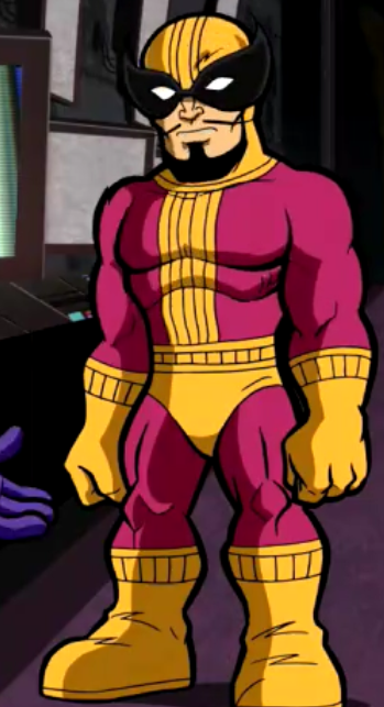Georges Batroc (Earth-91119)