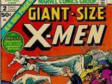 Giant-Size X-Men Vol 1 2
