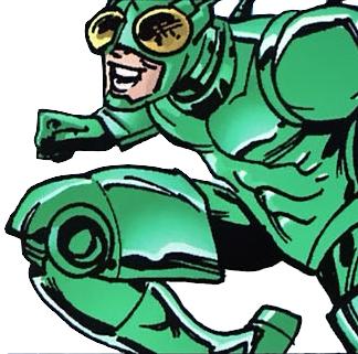 Grasshopper (Unnamed) (Earth-616)