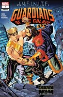Guardians of the Galaxy Annual Vol 4 1