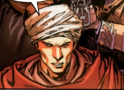 Haider Ibn al-Haytham (Earth-616)