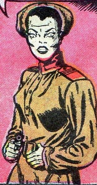 Hangnam Hannah (Earth-616)