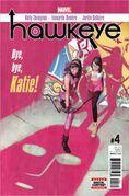 Hawkeye Vol 5 4