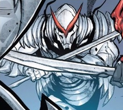 Hive (Poisons) (Earth-17952) Members-Poison Silver Samurai from Venomverse Vol 1 5 001.png