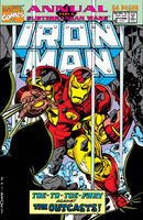 Iron Man Annual Vol 1 12